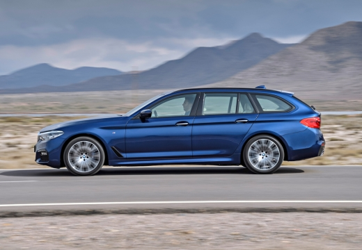 Immagine BMW Serie 5 Touring