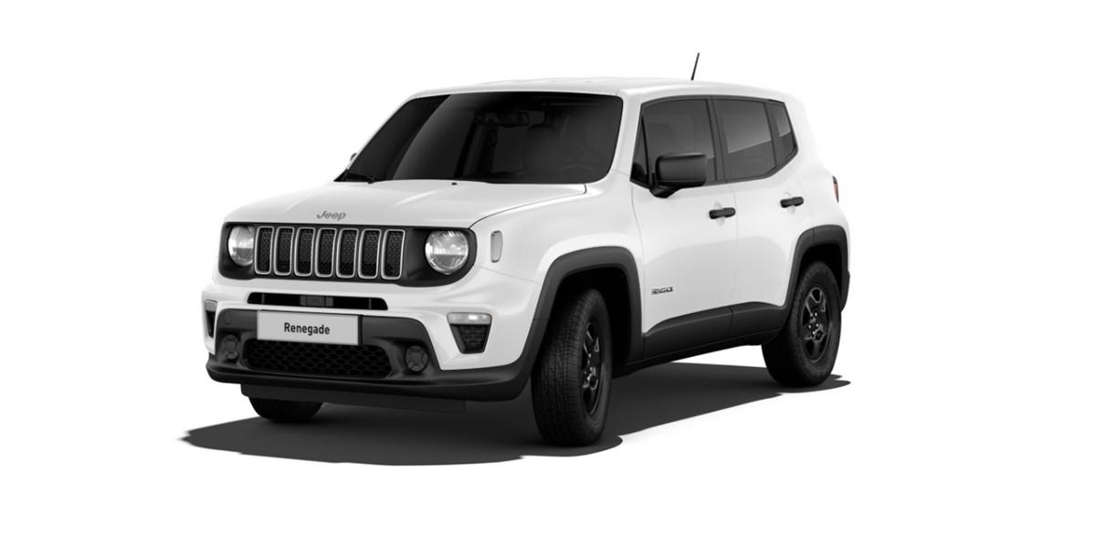 Immagine Jeep Renegade