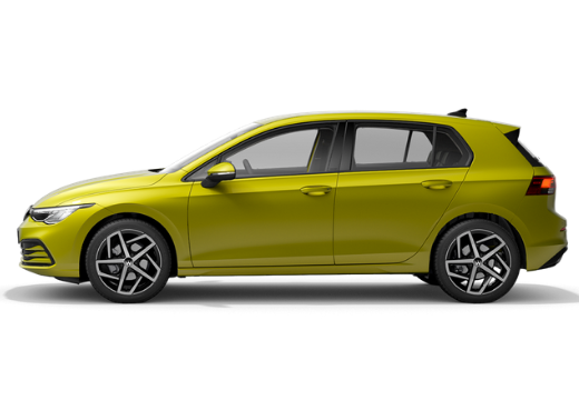 Immagine Volkswagen Golf 8